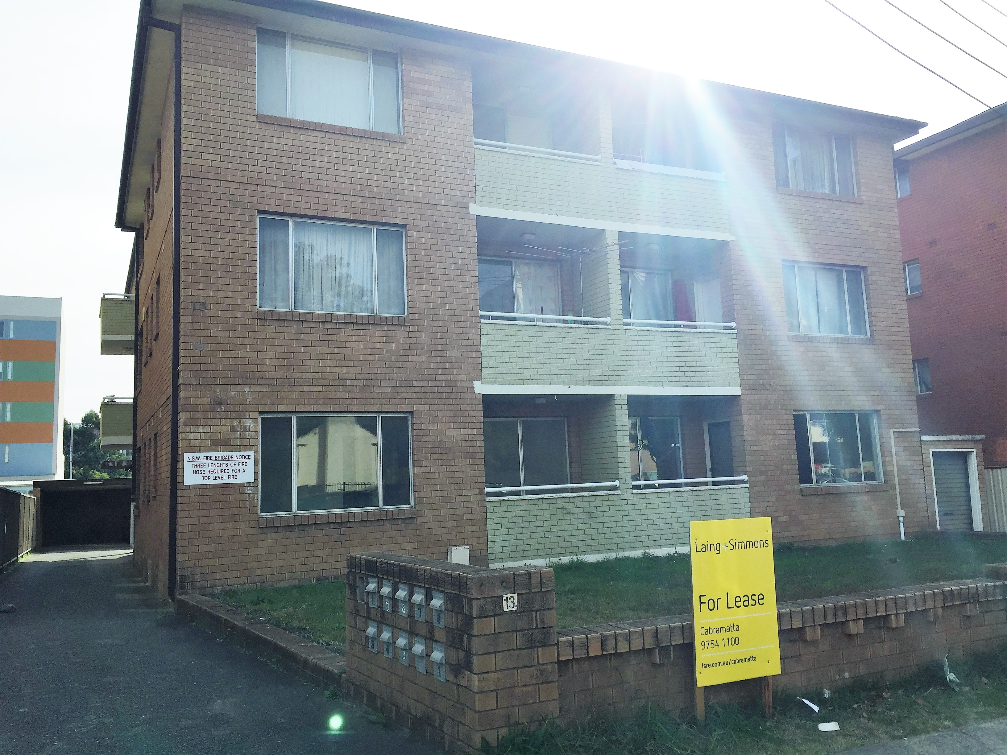 5/13 GEORGE STREET, LIVERPOOL NSW 2170-1