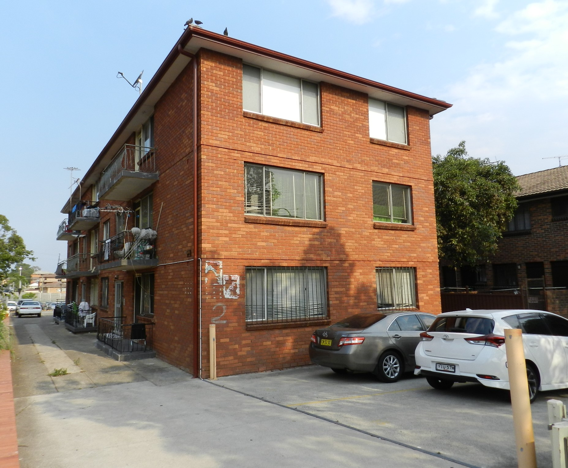 6/2 Church Street Street, CABRAMATTA NSW 2166-1
